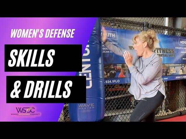 Women's Self-Defense Skills and Drills
