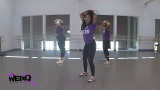 20-Minute Way Too Fly WERQout with Tara