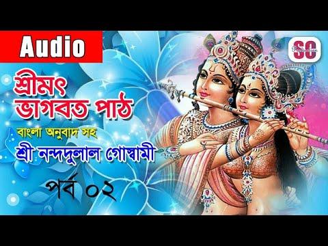 Shree Nando Dulal Goshami - Shreemot Vagobot Path | Vol-2 | শ্রীমৎ ভাগবত পাঠ | পর্ব-২