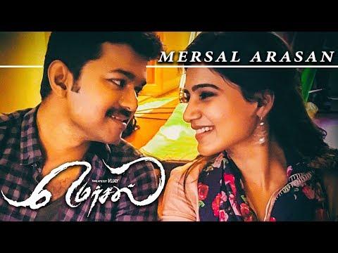 Mersal - Mersal Arasan Song | GV Prakash's Full Energy Track | Vijay | AR Rahman | TK277