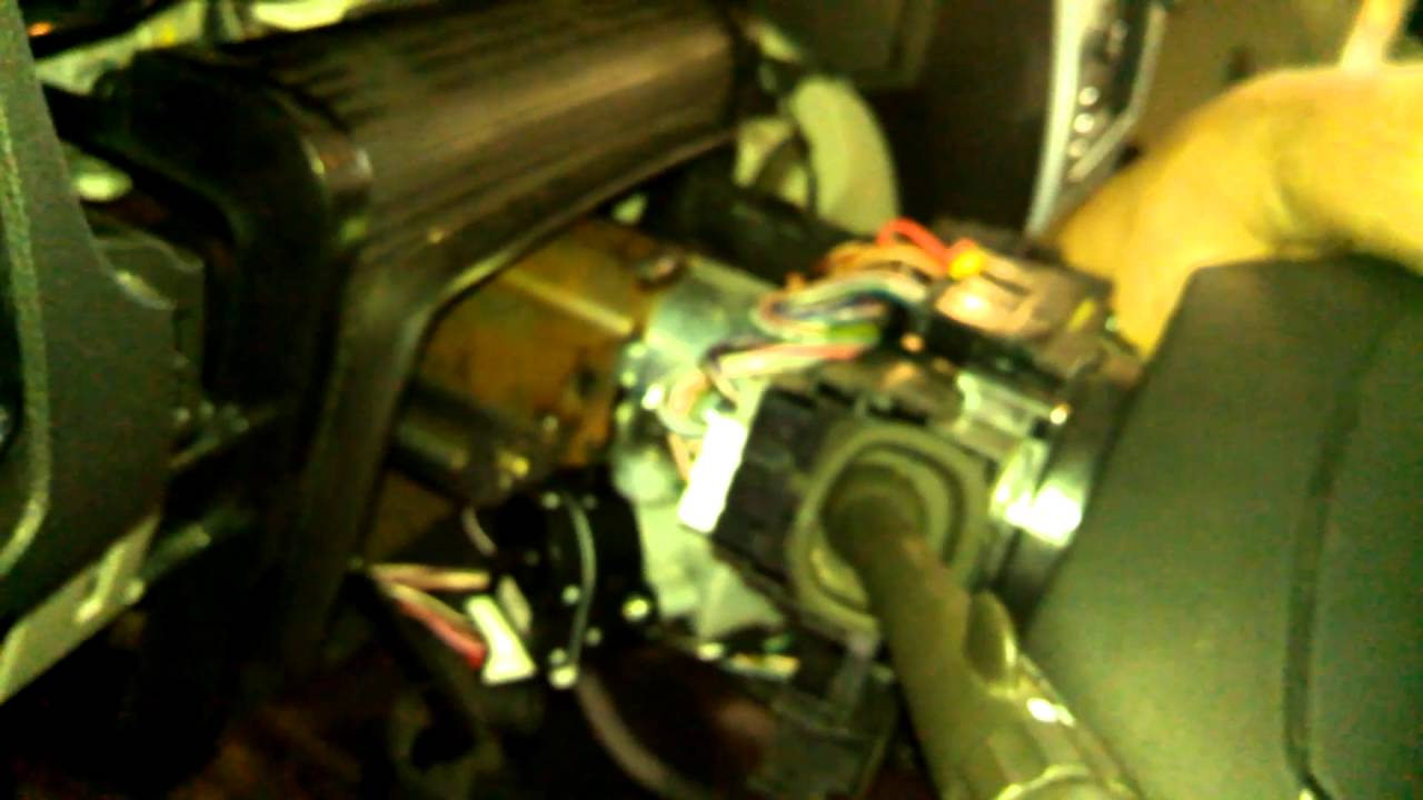 Turn signal switch replacement combination 2007 GMC Acadia ...