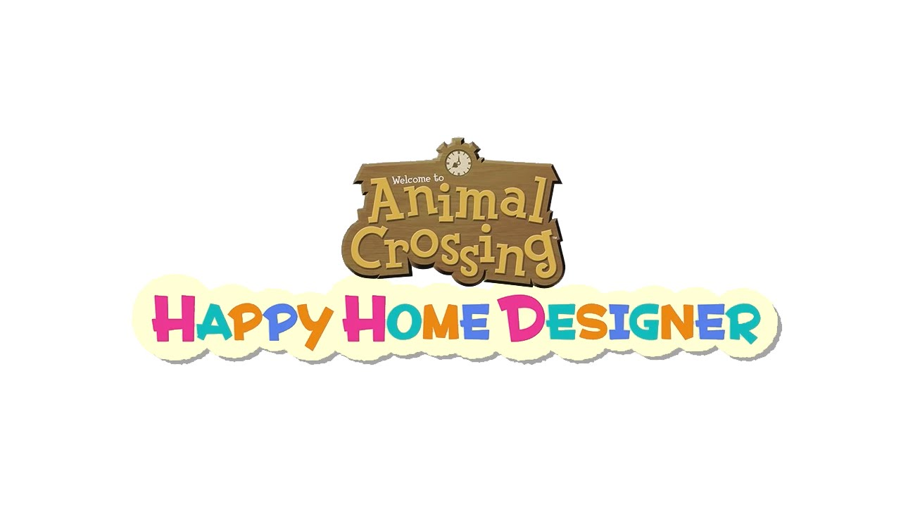 OST] Animal Crossing: Happy Home Designer – Title Screen - YouTube