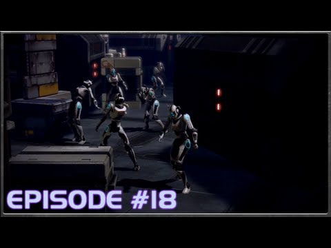Mass Effect 2 - Stemming The Infection & The Balancing Act - Episode 18