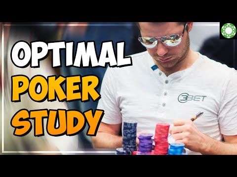 Optimal Poker Study - A Little Coffee with Jonathan Little, 2/21/2020 - 동영상