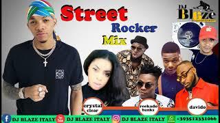 Gambar cover Naija Zanku Street Rocker 2019 Mix (DJ BLAZE)CRYSTAL CLEAR/TEKNO/NETWORK ZANKU/LIL KESH.MP3