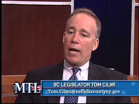 Suffolk Legislator Tom Cilmi - Meet the Leaders - April 2014