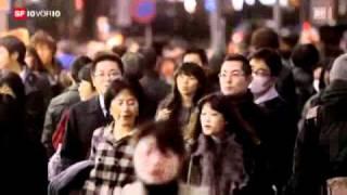 Tokio: Die grösste Stadt der Welt (10vor10 Megacities 28.12.2010 SF)