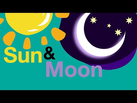 Learning Arabic: The Moon and Sun Letters (Huroof Qamari and Shamsi)