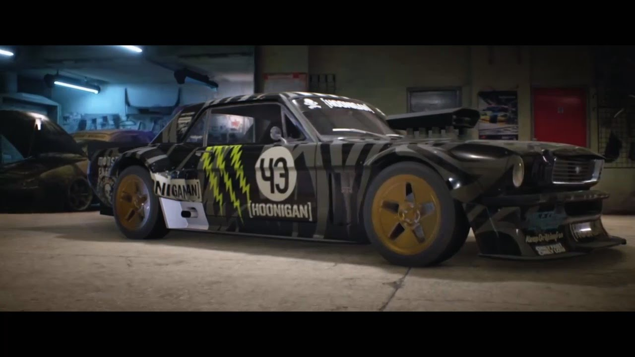 Need for speed ken block