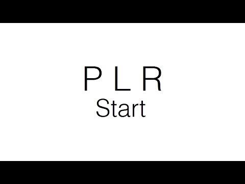 PLR - Start