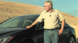 Buick Co-driver John Townsend Video
