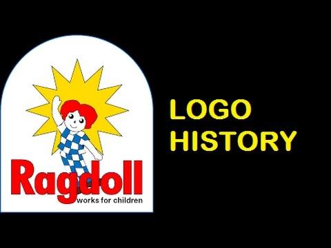 Ragdoll Ltd. Logo History