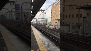 赤羽駅651系特急草津4号到着