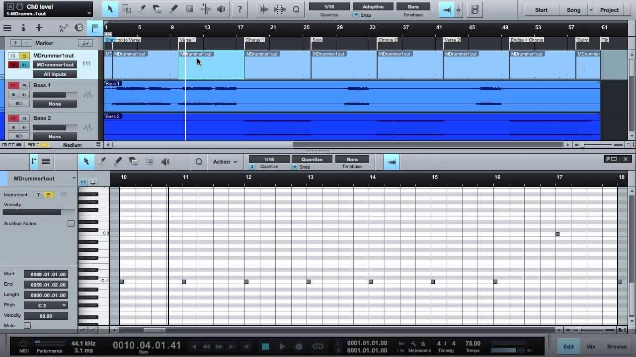 Studio one tutorial videos learn studio one at groove3.