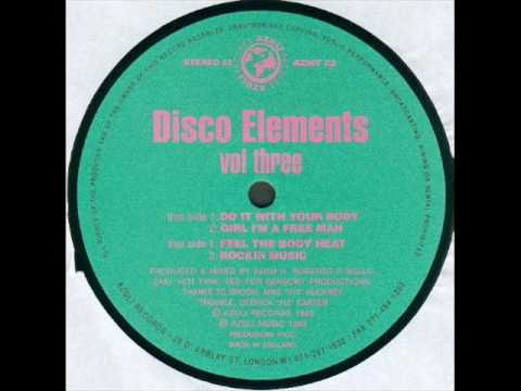 Disco Elements vol. 3 -  Rockin' Music