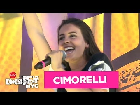 "Cimorelli - ""Made In America"" | DigiFest NYC Presented by Coca-Cola"