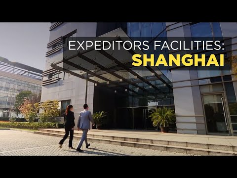 Expeditors In Shanghai