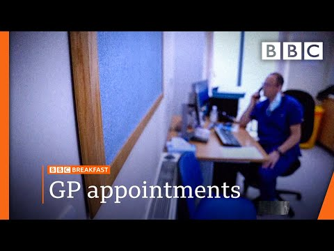 GP rescue plan to boost face-to-face consultations @BBC News live 🔴 BBC