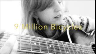 9 Million Bicycles cover