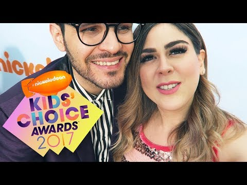 FUIMOS A LOS KIDS CHOICE AWARDS 2017   GRIS Y CHARLY