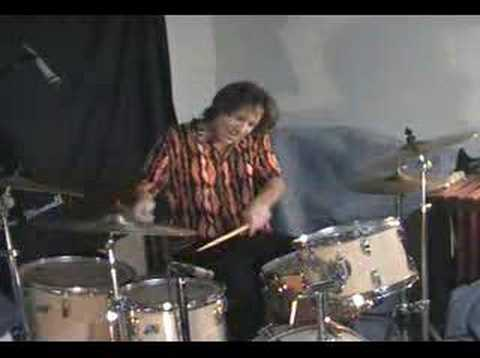 The WHO Keith Moon  Squeeze Box-  Drums Eric Maxwell