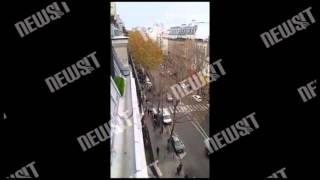 Ανθρώπινη αλυσίδα στο Παρίσι
