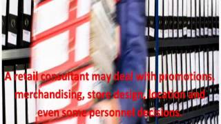 What is a Retail Consultant?