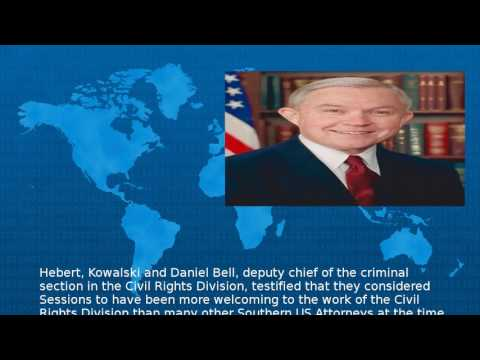 Jeff Sessions  - Wiki