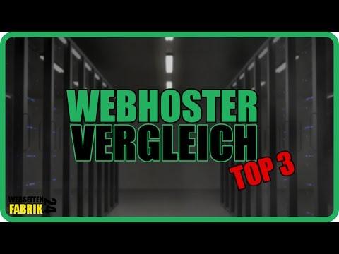 Webhoster Vergleich 🎖 Top 3 🎖 - Wordpress Hosting & Webspace - Der große Webhosting Vergleich