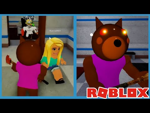 WHAT IF GRANNY WAS A DOG?! - Roblox Piggy
