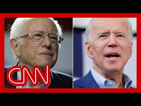 CNN projects Biden will win Virginia and Sanders will win Vermont