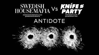 Radio rip of Swedish House Mafia Vs Knife Party -