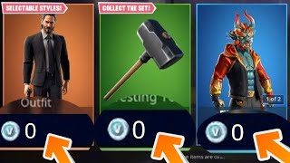 HIDDEN CODE TO GET FREE SKINS IN FORTNITE (Season 9) (May 2019)