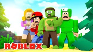 Roblox - SURVIVAL ISLAND! w/ Little Kelly, Ropo & LittleLizard