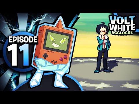 "Pokémon Volt White Egglocke w/ GameboyLuke!! - E11 - ""2ManyBattles"""