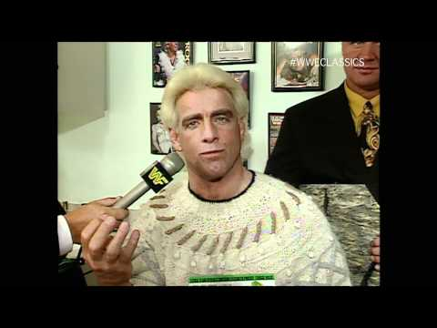 Ric Flair Promo WWE Superstars 3/7/92