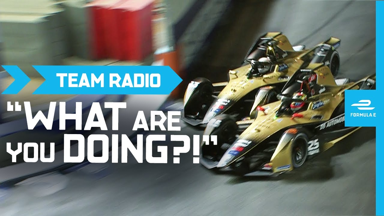 Best Team Radio | 2021 Diriyah E-Prix | ABB FIA Formula E World Championship