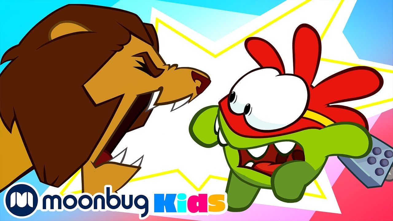 Om Nom Stories - Time Controller! | Cut The Rope | Funny Cartoons for Kids & Babies