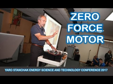Zero Force Motor (Bedini) by Yaro Stanchak Energy Science and Technology Conference 2017