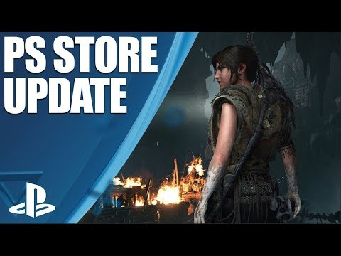 PlayStation Store Highlights - 12th September 2018