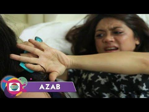AZAB - Ibu Tiri Kejam, Kedua Tangan Lengket Dan Tubuh Lemas Seakan Tanpa Tulang