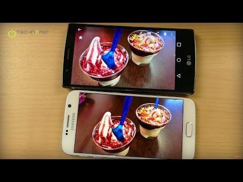 Galaxy S6 ve LG G4 Karşılaştırması