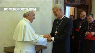 Đức Giáo Hoàng: Người Công giáo và Tin lành phải tiến lên hướng đến sự hiệp nhất, không hận thù