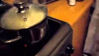Как правильно готовить поп-корн . Мастер клас от Сашки