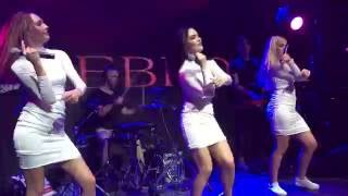 SEREBRO - Chocolate (Live at Gipsy, Москва 21.07.2016)