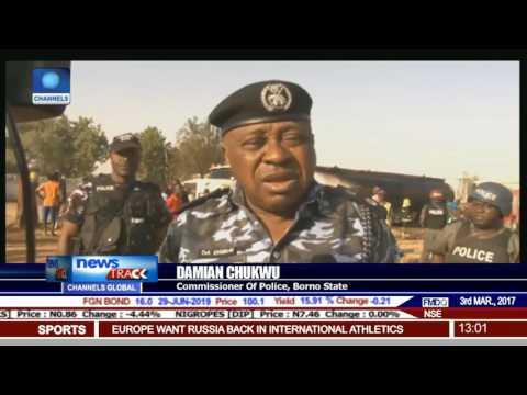 Borno Attack: 3 Suicide Bombers Die In Damboa Road Explosion