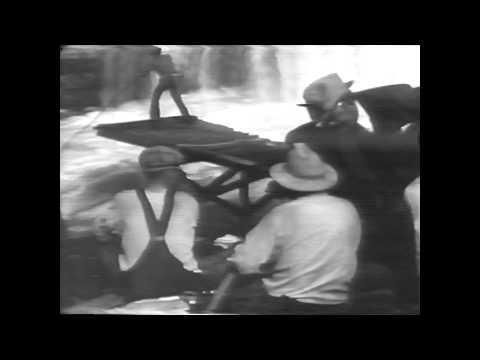 Celilo Falls, 1932