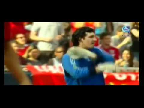 Chicago Fire vs Manchester United - Rafael Da Silva goal | 23/07/2011