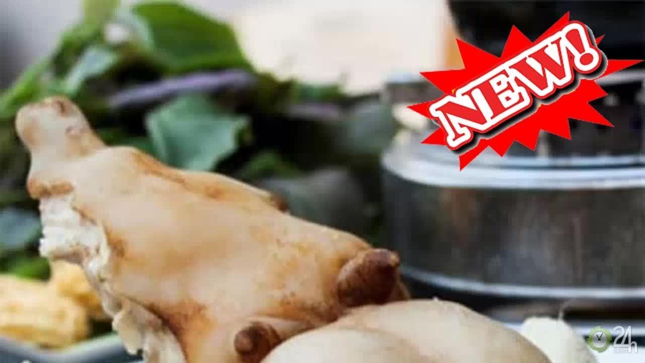 Ngọc dương nấu lẩu, món ăn hầm thuốc bắc được nhiều quý ông ưa chuộng