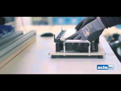 ads tec - Technology 100% made in Germany